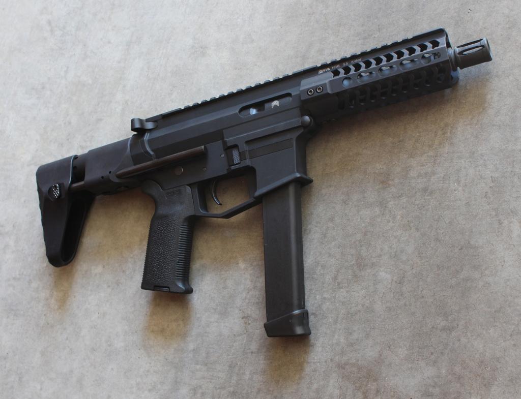 Карабин в пистолетном калибре признан самостоятельной дисциплиной практической стрельбы