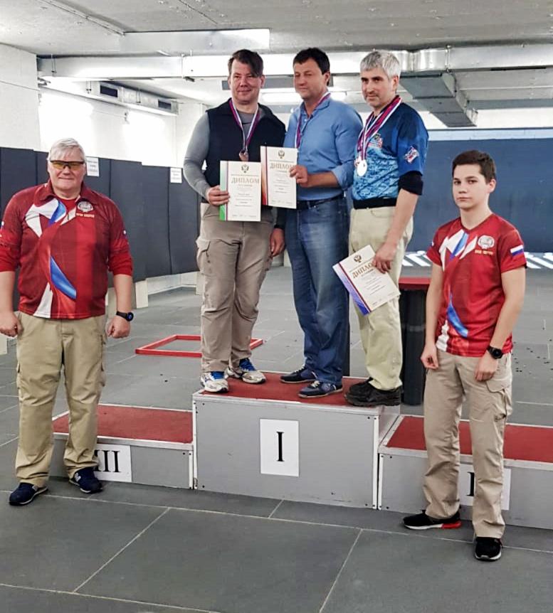 Поздравляем победителей чемпионата России по IDPA