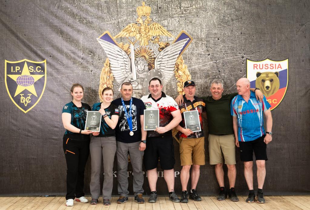В Екатеринбурге состоялся 2 этап Кубка «Архангел Михаил», посвящённый Дню Победы