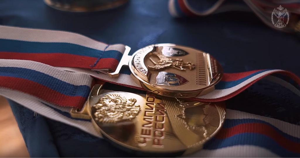 Чемпионат России по практической стрельбе из пистолета 2019